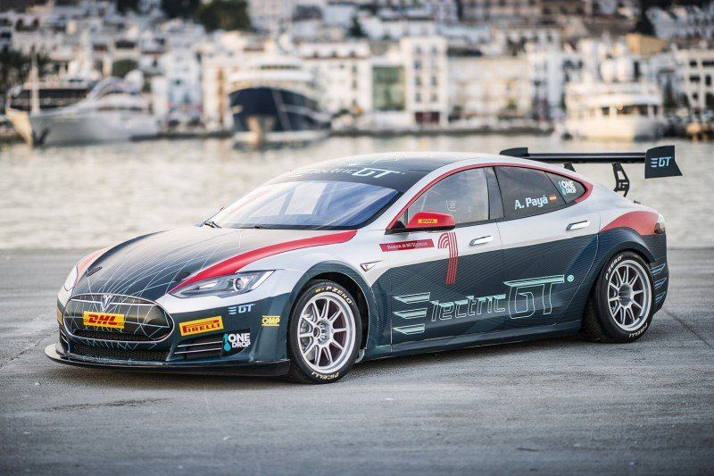 Tesla Model S Electric GT