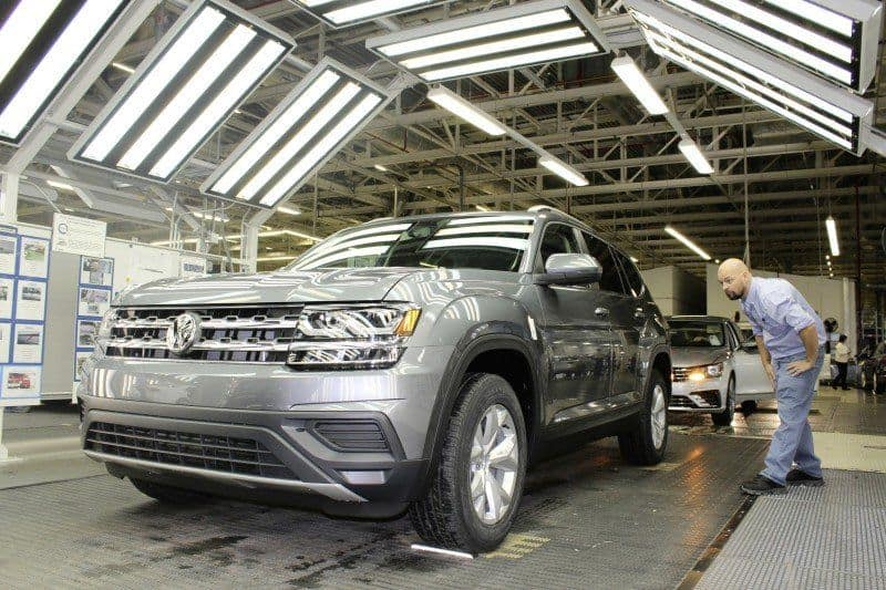 Volkswagen SUV Atlas