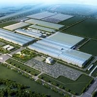 Magna BJEV Joint Venture in China