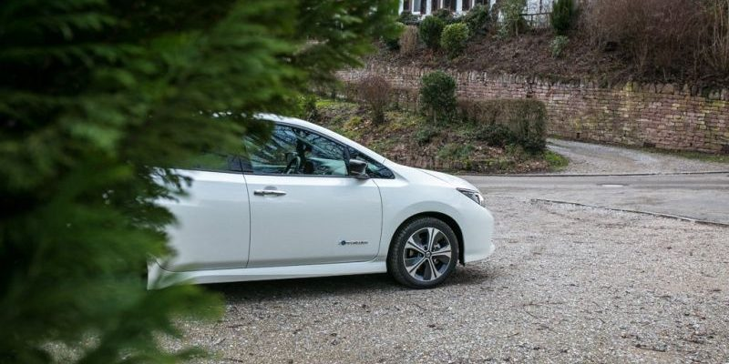 Nissan Leaf 2. Generation