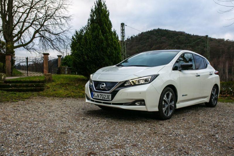 nissan leaf: meistverkauftes e-auto in europa 2018| elektroauto-news