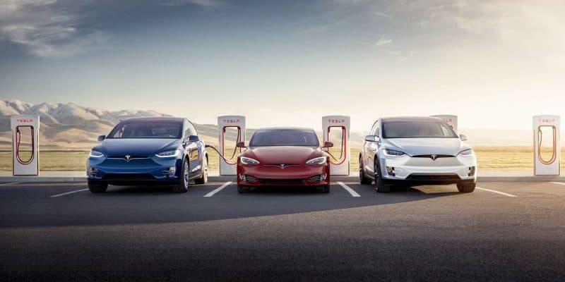 Tesla betreibt über 12.000 Supercharger