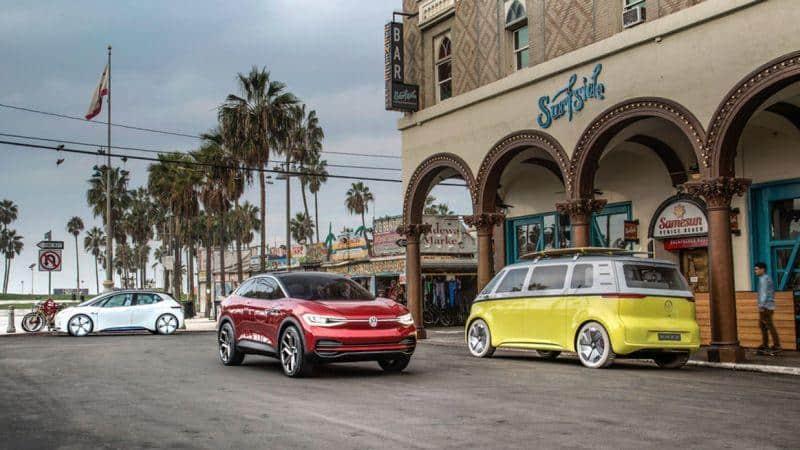 VW Ausblick E-Mobilität
