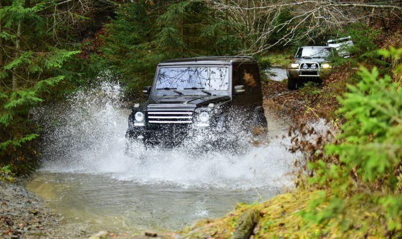 Extreme E Elektro SUV Serie