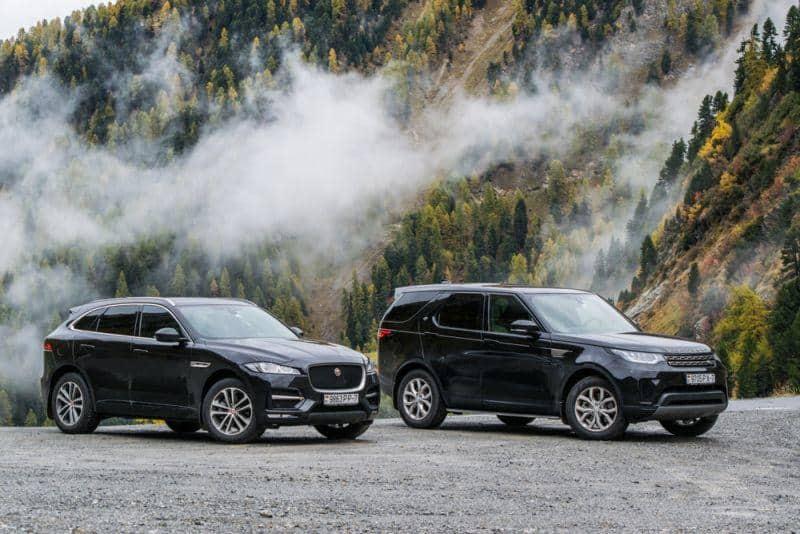 Jaguar Land Rover baut Stellen ab - setzt weiterhin auf E-Mobilität