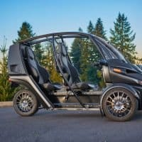 FUV Evergreen Edition von Arcimoto