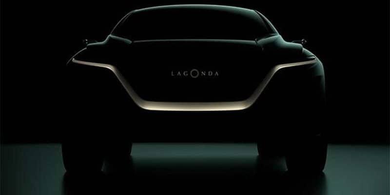 Aston Martin Lagonda All-Terrain Concept soll beim Genfer Automobilsalon seine Premiere feiern