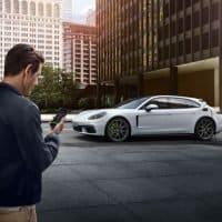 Porsche Charging Service in Aktion