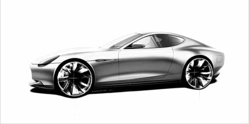 Piëch Automotive Konzept