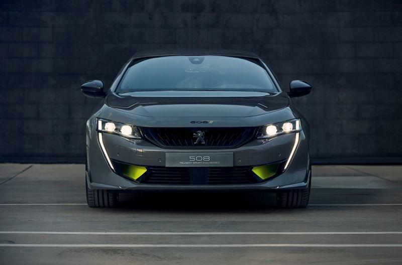 Concept 508 Peugeot Sport Engineered Neo-Performance ...
