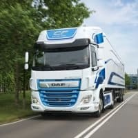 DAF Trucks CF Electric