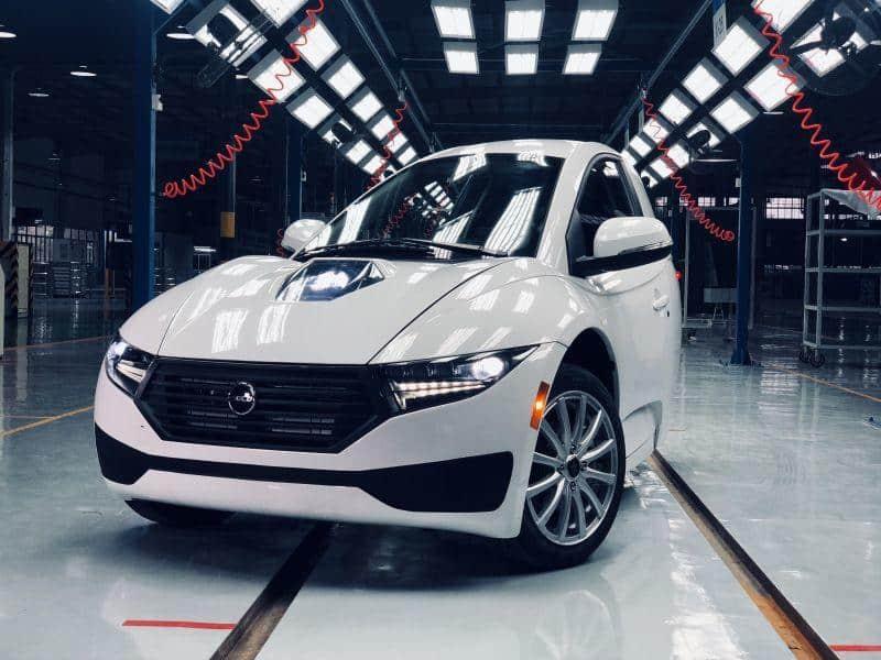 Ford Smart Mobility >> Electra Meccanica SOLO: Elektro-Einsitzer mit 60 kW (82 PS ...