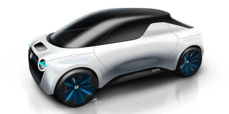 Honda Tomo Concept