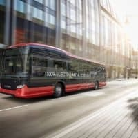 Mit dem autonom agierenden Elektro-Bus durch die Stadt. Schweden macht's vor