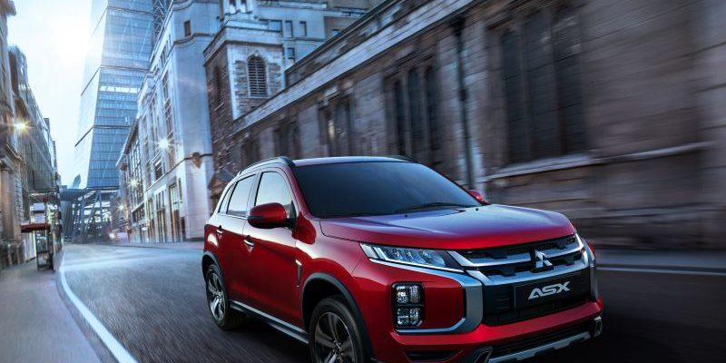 Mitsubishi Motors Ausblick auf Genfer Automobilsalon