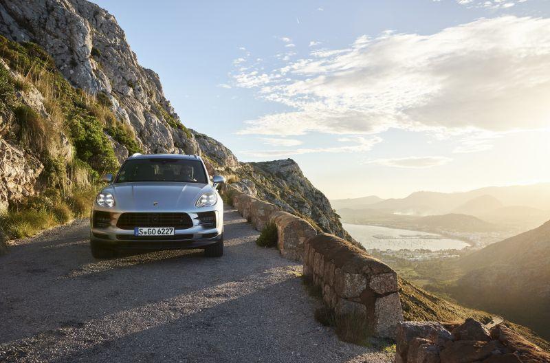 Porsche Macan Elektro-SUV