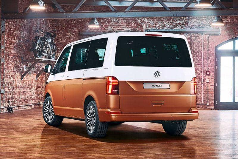 Heck des VW T6.1