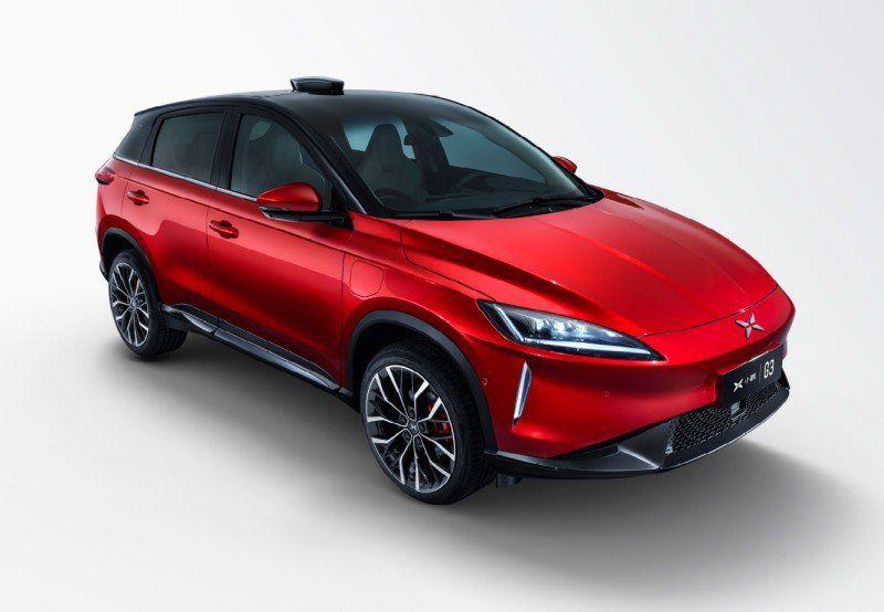 XPENG Motors - E-Auto