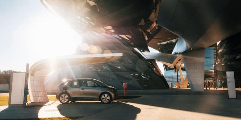 BMW Charge Now Service künftig Hand in Hand mit SMATRICS
