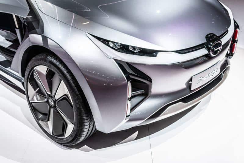 GAC Motors hat 12 neue E-Autos in den Startlöcher