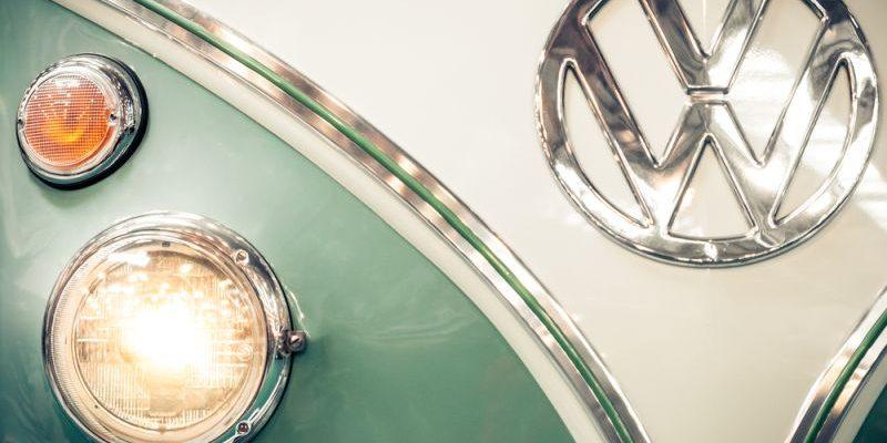 VW neues Logo und Modellname