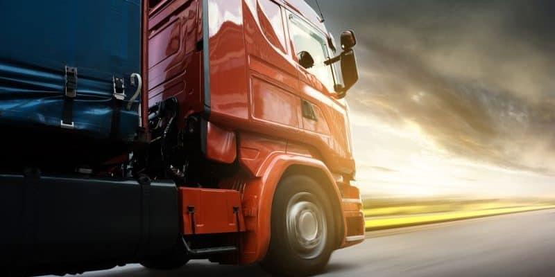 LKW müssen sauberer werden: CO2-Emissionen