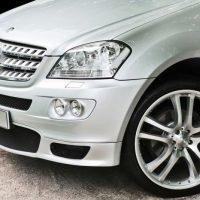 Mercedes-Benz Elektroauto auf GLB-Basis