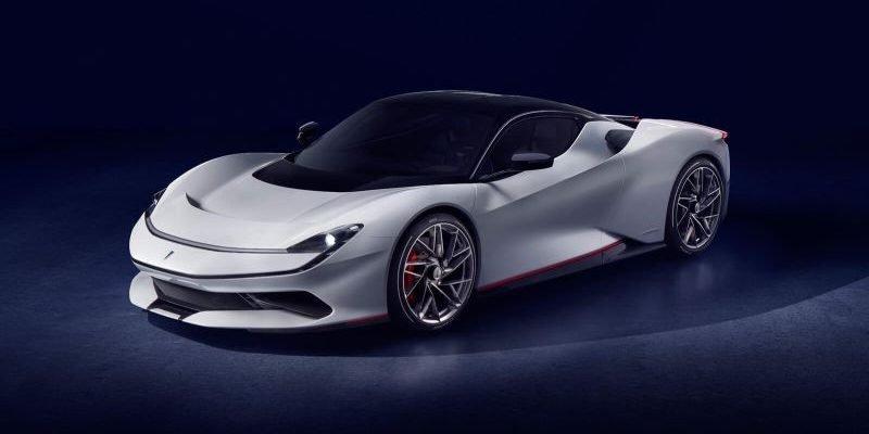 E-Luxusauto Pininfarina Battista