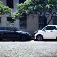BMW Group und Daimler AG bündeln Services für urbane Mobilität