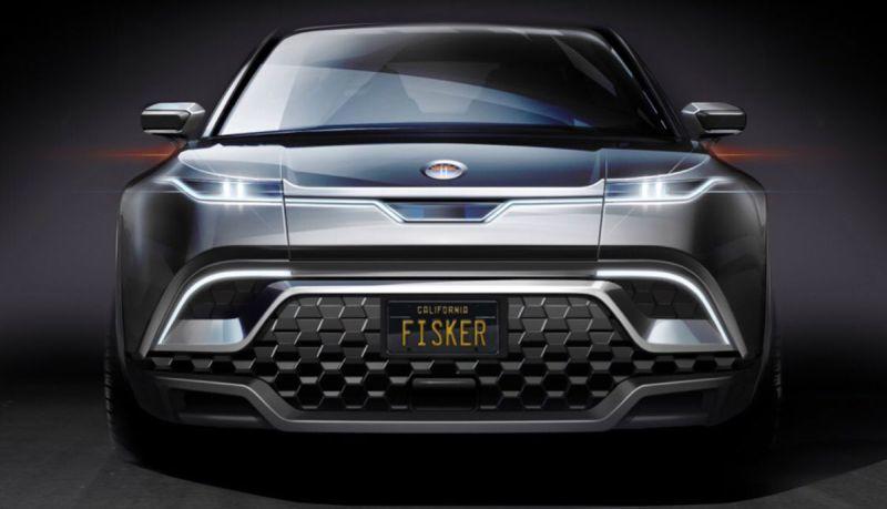 Fisker Teaser auf erstes E-Auto