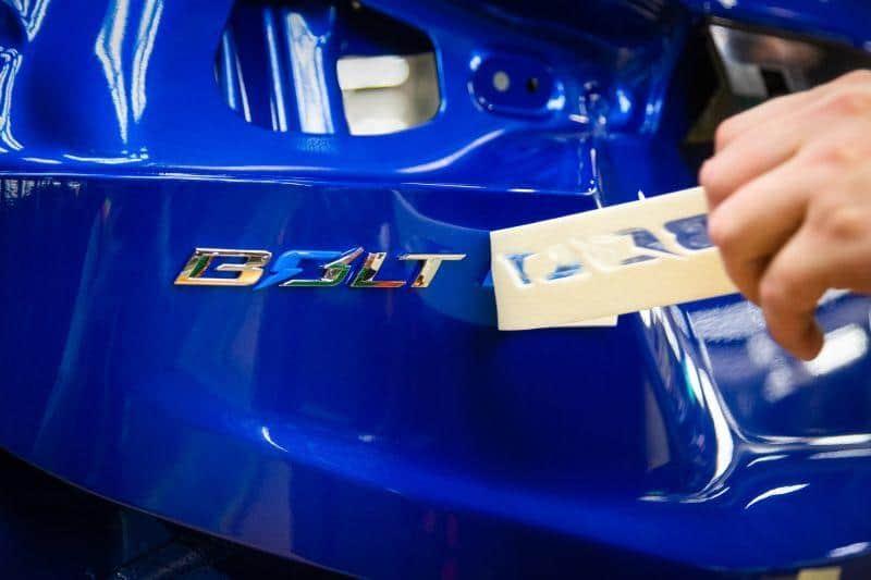 GM Chevy Bolt