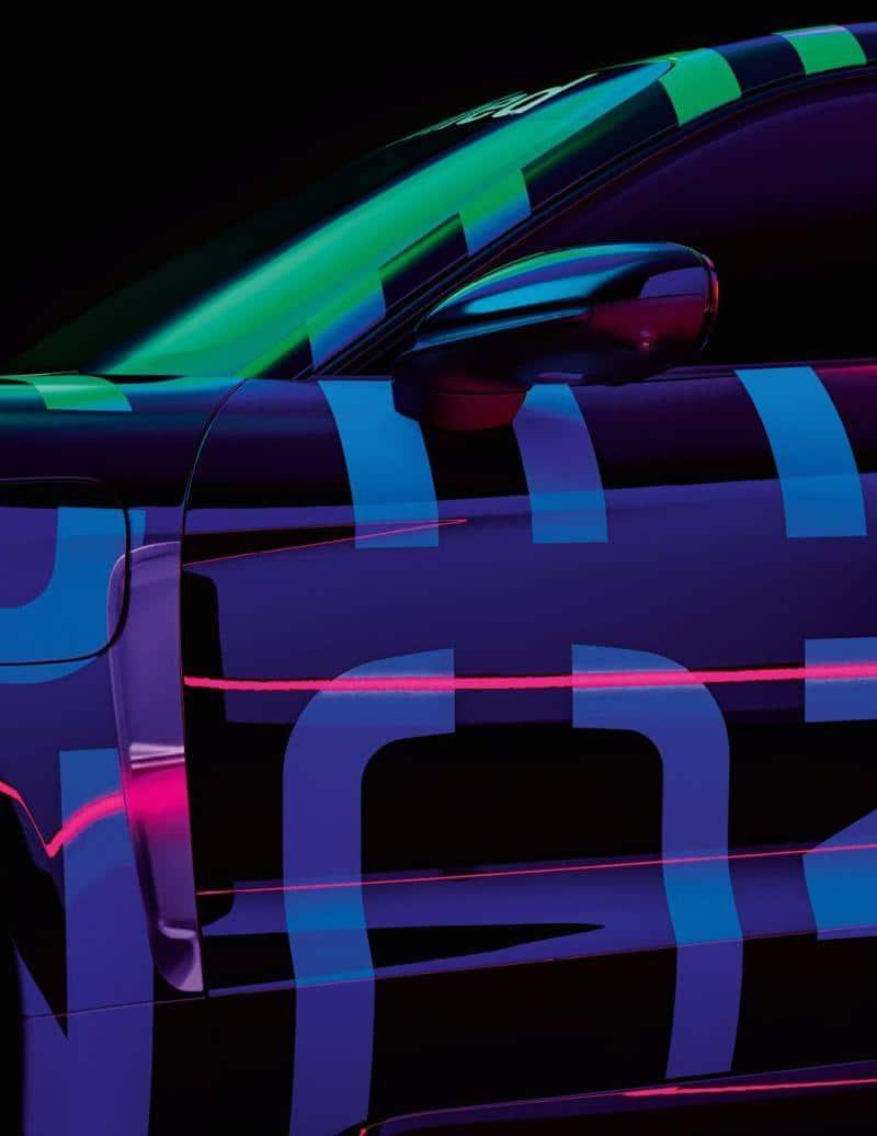 Porsche Taycan Seitenspiegel