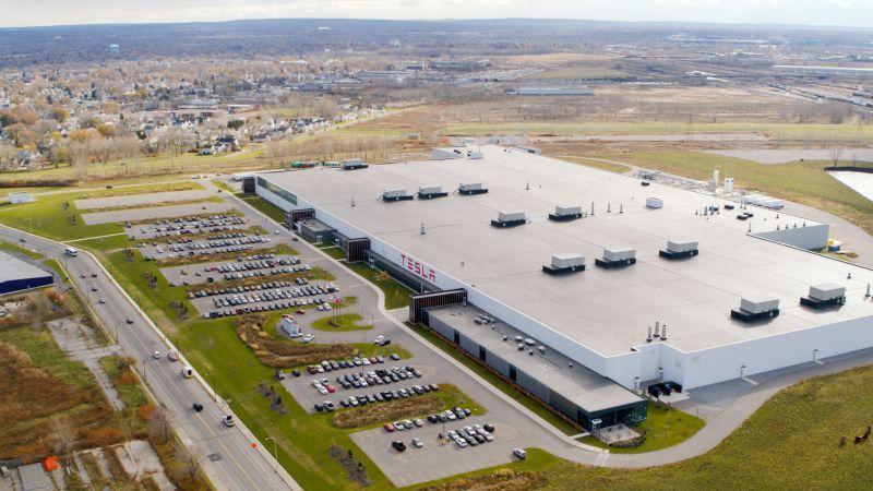 Gigafactory 2 von Tesla