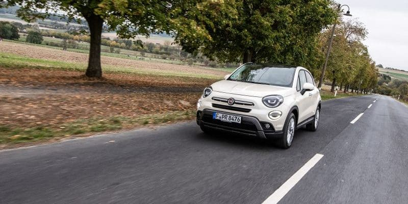 Fiat 500X City Crossa