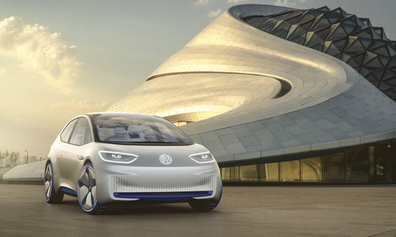 VW ID. - Volkswagens erstes E-Auto