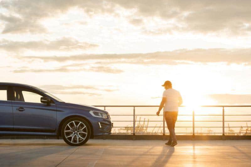 Volvo Gewinnmarge von E-Autos bis 2025 mit Verbrenner gleich auf