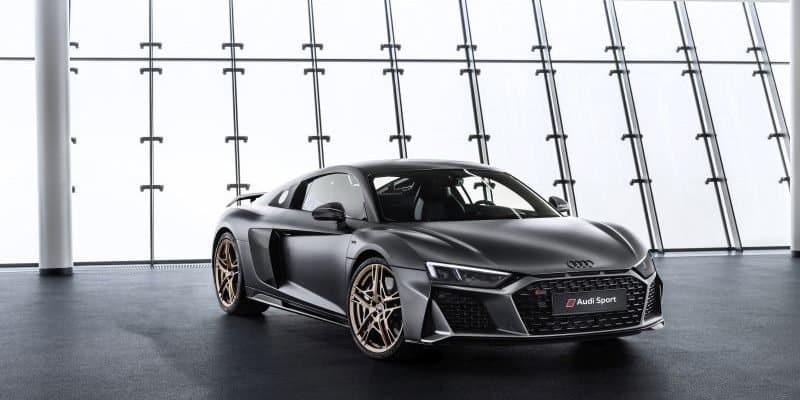Audi R8 soll voll elektrifiziert werden