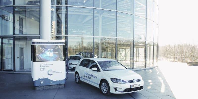Volkswagen versichert: Batterien heben ein Leben lang!
