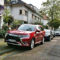 Erfahrungen & Eindrücke - Mitsubishi Outlander Plug-In-Hybrid Modelljahr 2019