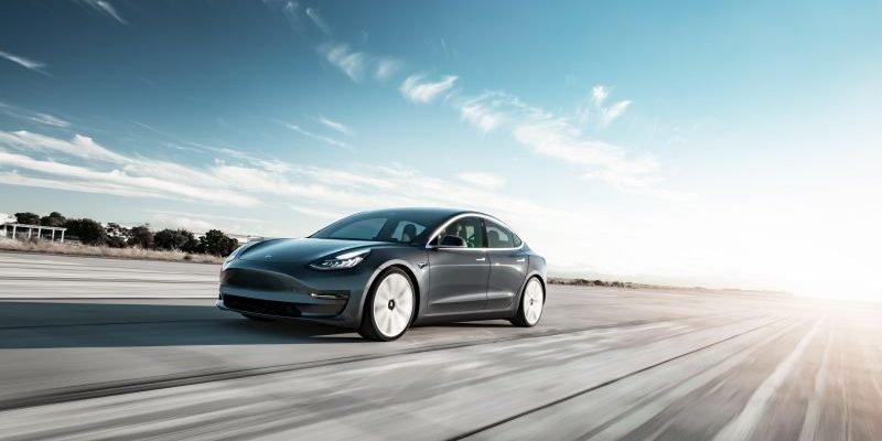 Künftig wird das Tesla Model 3 mit Leasing-Optionen angeboten