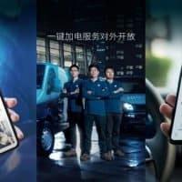 NIO öffnet Ladeservice für andere Automobilhersteller