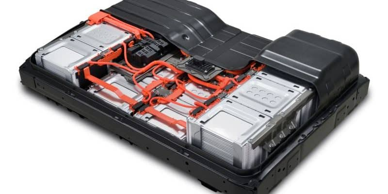 Nissan LEAF 3.ZERO - Batteriepack