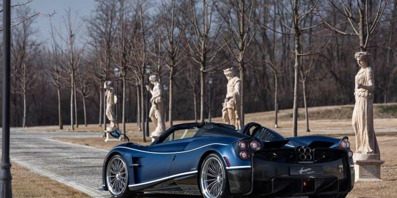 Pagani Automobili Genfer Automobilsalon