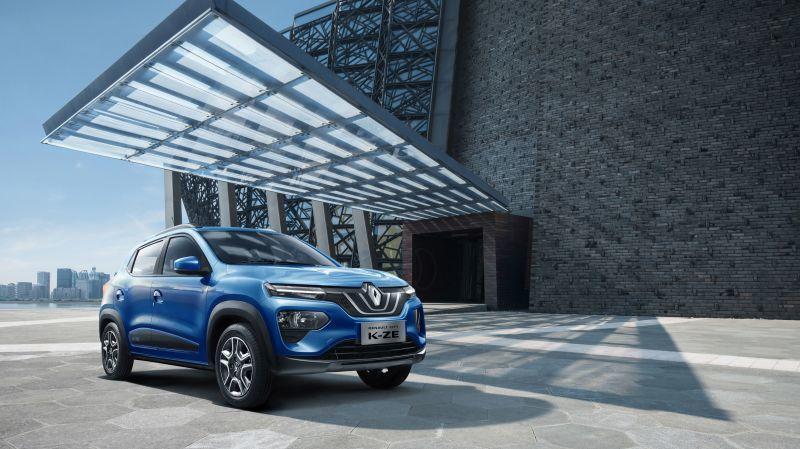 Renault City K-ZE exklusiv für China
