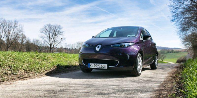 Renault ZOE - erste Generation - Test- und Fahrbericht
