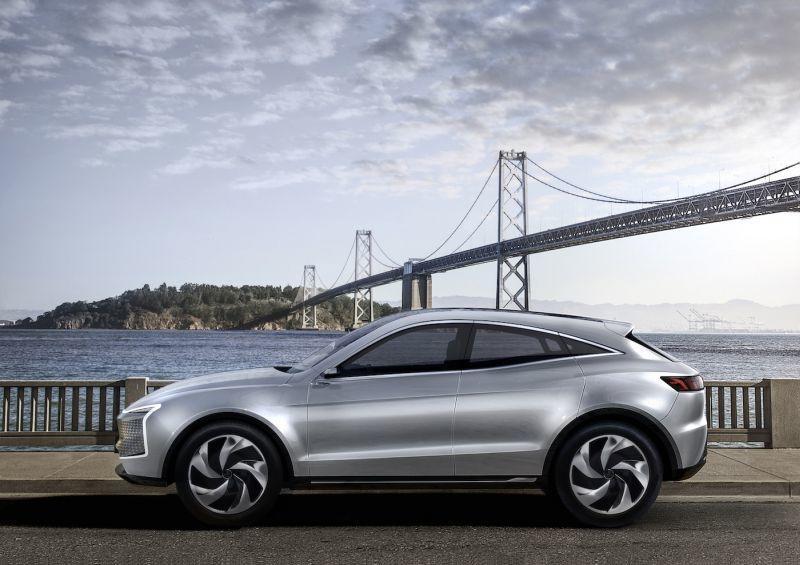 SF Motors stellt E-SUV SF5 vor