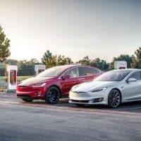 Tesla-Supercharger nun mit Abrechnung nach kWh