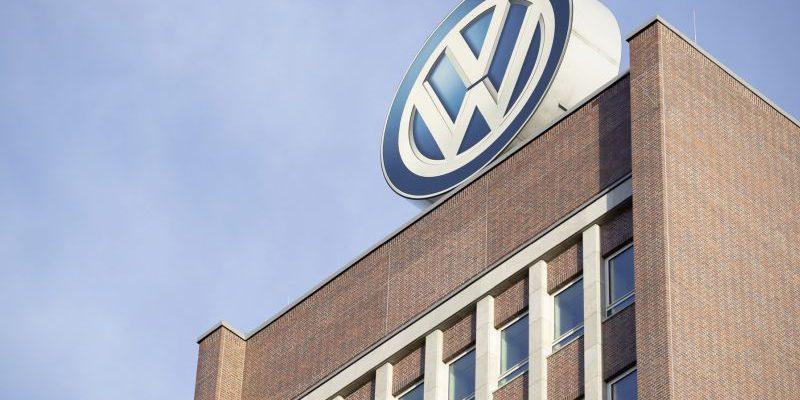 VW Zentrale in Wolfsburg