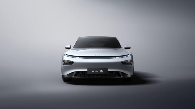 Xpeng Motors P7 Front-Ansicht