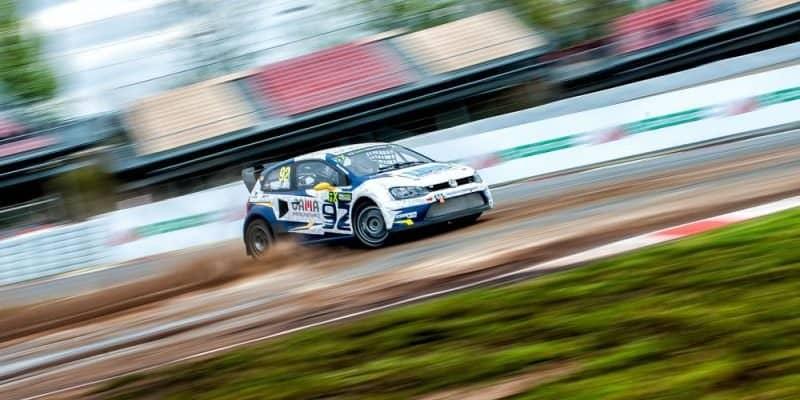 Projekt E: Vollelektrische Rallycross-Serie ab 2020